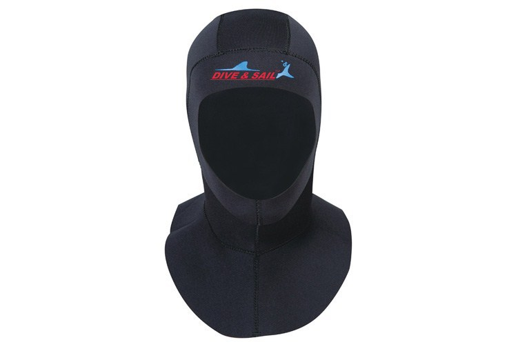 (Brand Dive & Sail) Diving Bib Hood Neoprene Waterproof Hood Dive Cap,3mm Neoprene Gloves for Snorkeling(China (Mainland))
