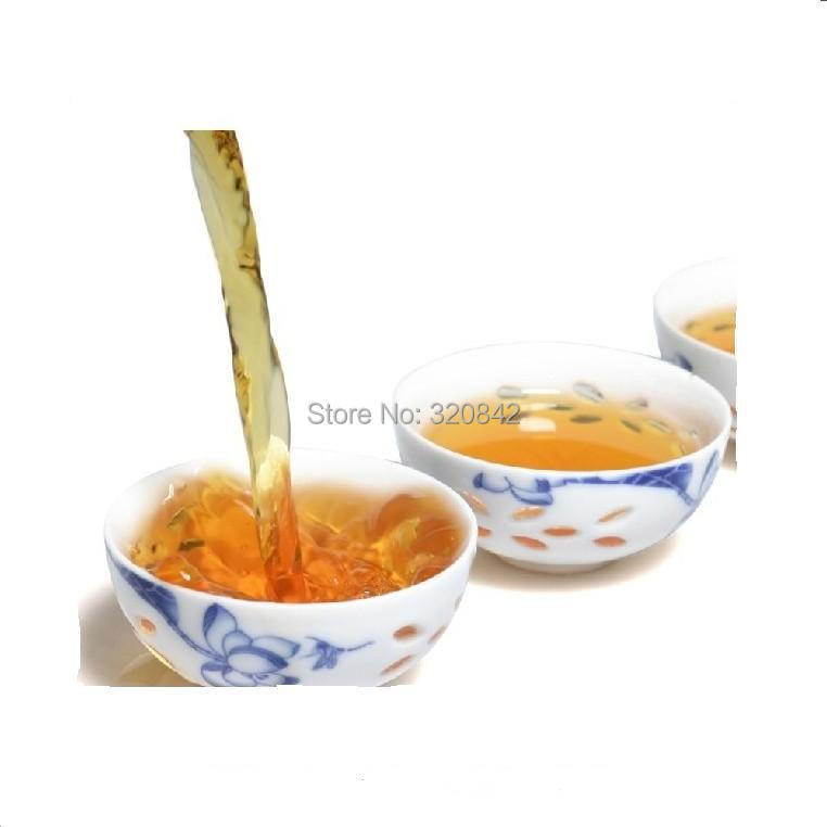 250g Wuyi black tea premium Lapsang Souchong tea black Chinese Mountain compressed black tea natural products