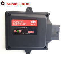 aeb MP48 OBDII Alternative fuel device cng lpg conversion for car Injection control unit  multipoint sequential(China (Mainland))
