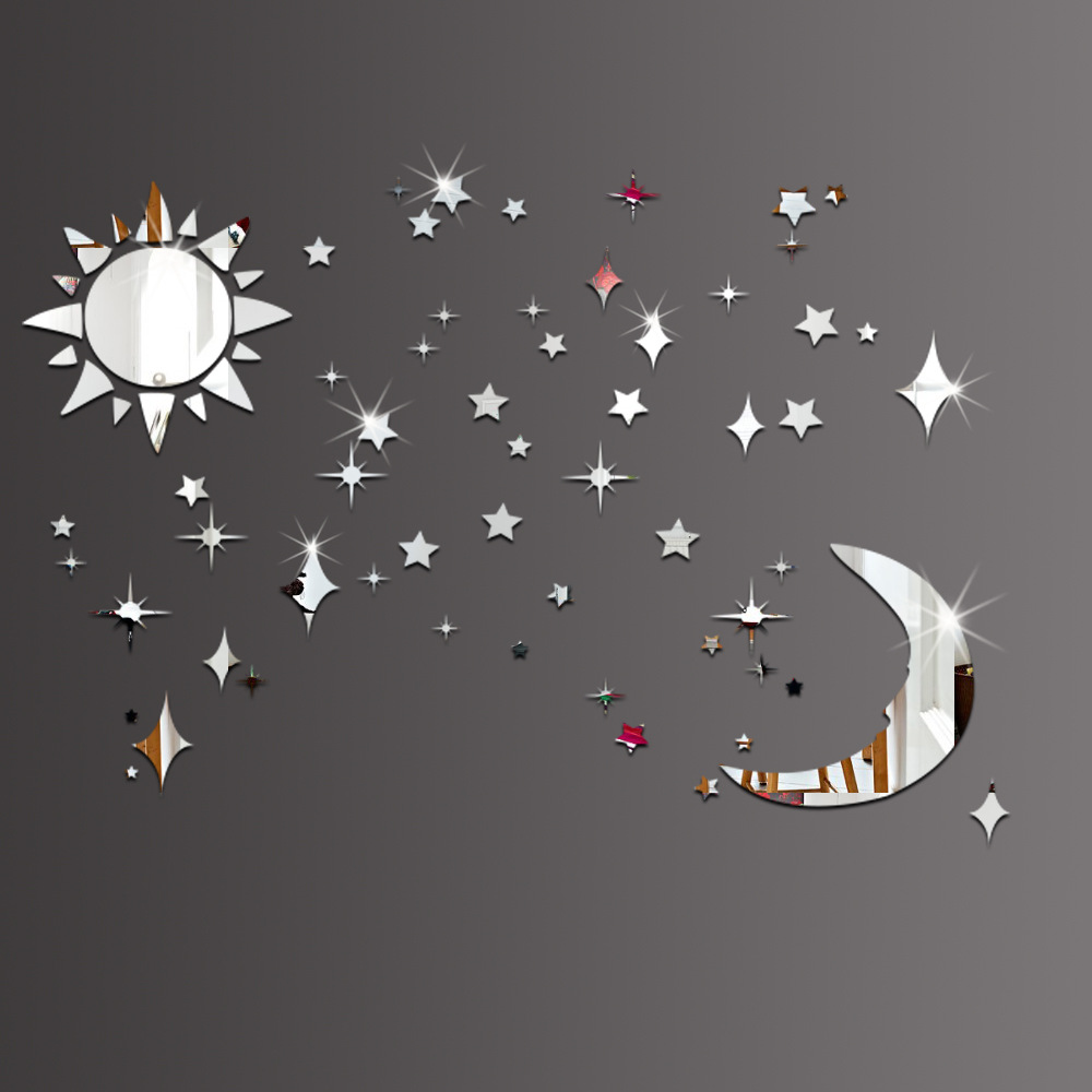 Lune miroirs achetez des lots petit prix lune miroirs en for Miroir sur la lune