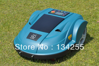 DHL Free Shipping 2013 Newest Third generation Robot Lawn Mower