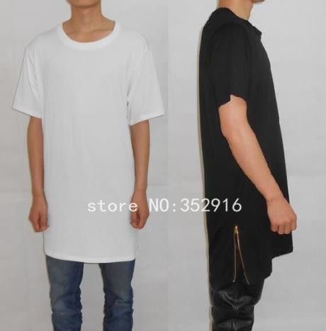 tee plastic Picture - More Detailed Picture about Gold zip Long T ...