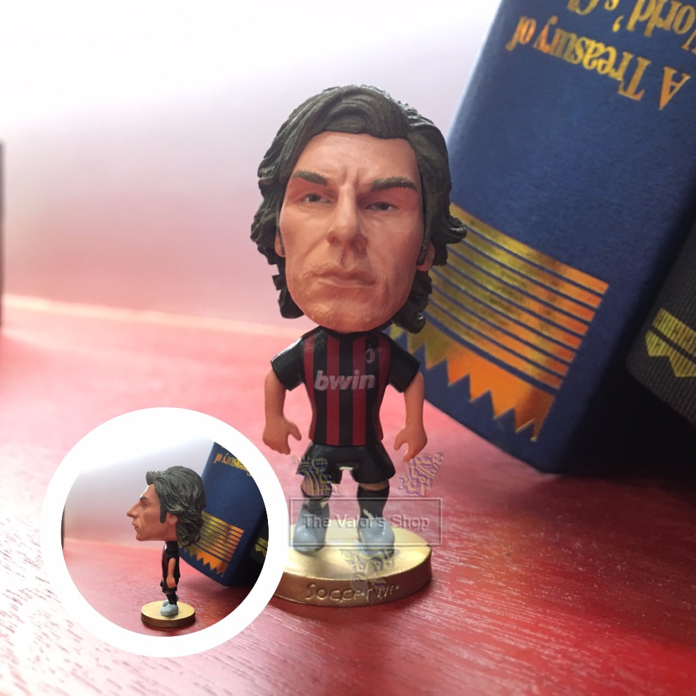 Soccerwe football player A PIRLO C classic simulation action figures collectible model doll(China (Mainland))