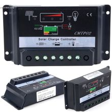 30A PWM Solar Panel Battery Regulator Charge Controller 12V/24V b7 (China (Mainland))