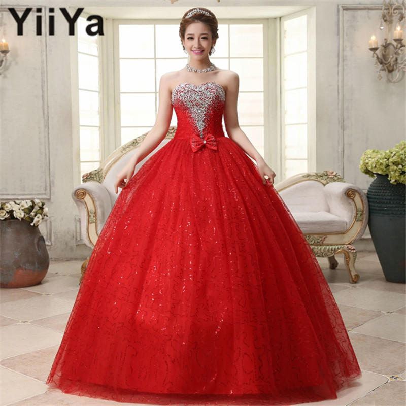 Plus Size Red Wedding Dresses Cheap Boutique Prom Dresses