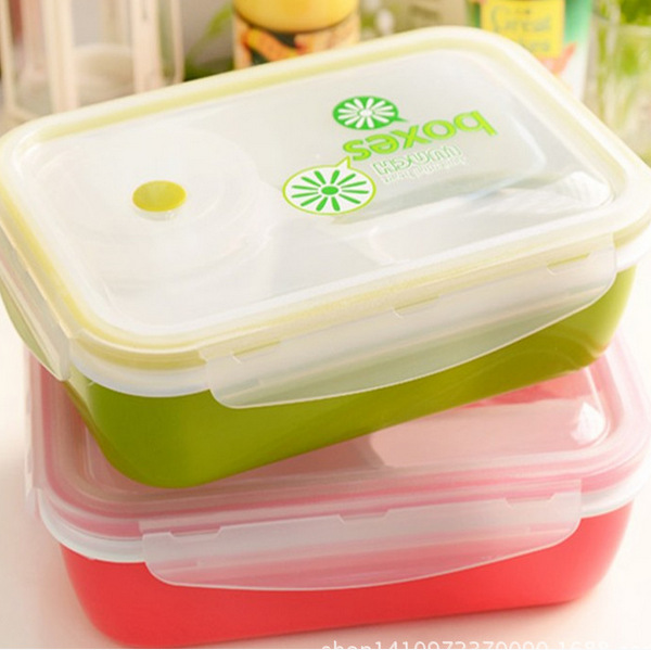 Warm home Bento Lunch Box For Kids Lunchbox Food Container Thermos For Food Tableware Bento Box Lancheira Dinnerware Set(China (Mainland))
