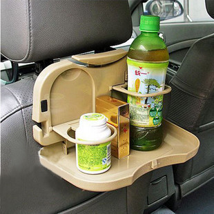 Car plate Car dining table Back shelf Cup holder Beverage rack Tray<br><br>Aliexpress