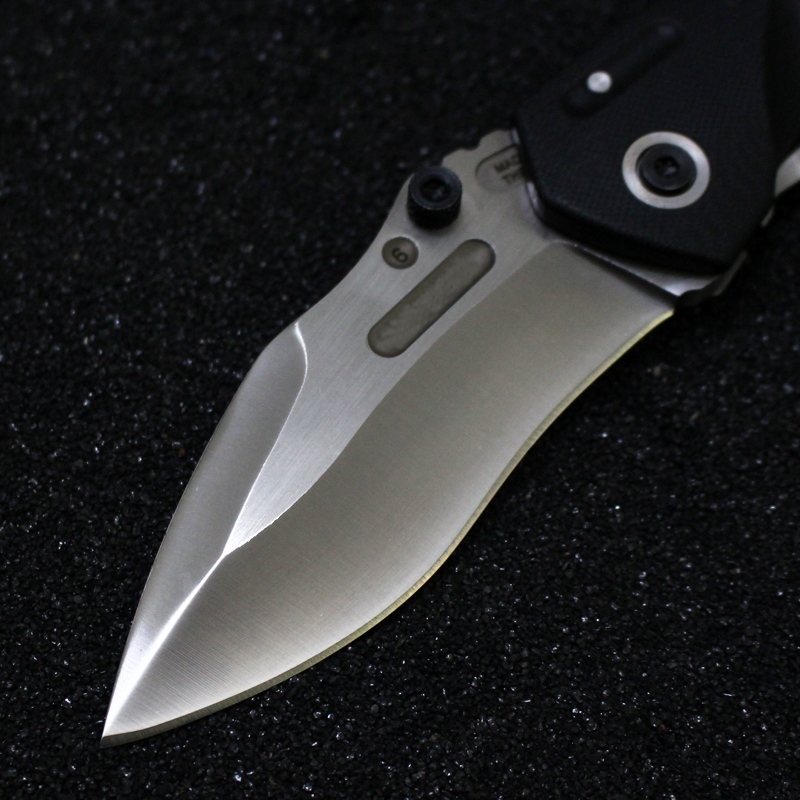 Buy New TUNNEL RAT GFMIS MAGNUM Revol GB folding knife with G10 Griff Messer 9CR18MOV blade steel Outdoor Hunting Camping Knife edc cheap