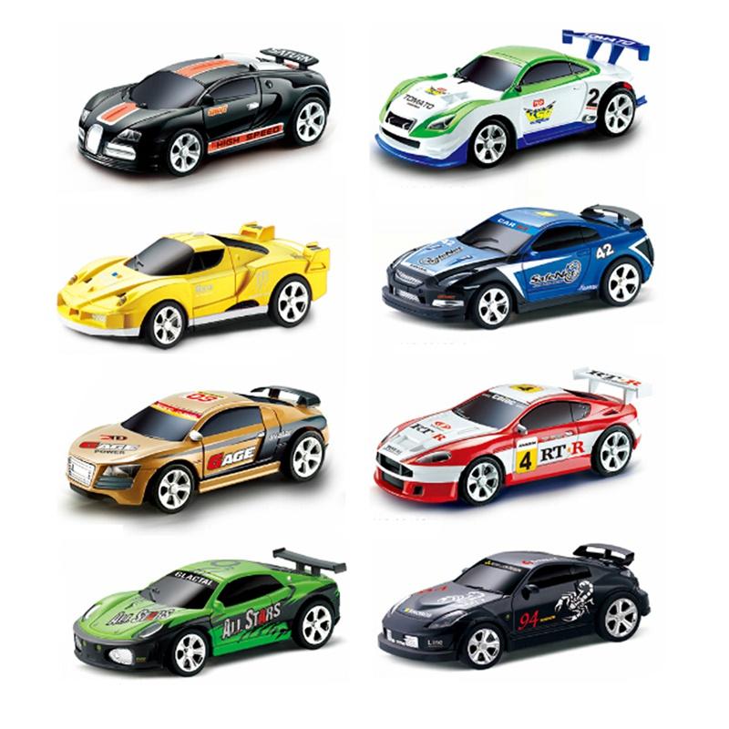 New Mini Coke Can RC Radio Remote Control Micro Racing Car Hobby Vehicle Toy Birthday Gift Good Quality(China (Mainland))