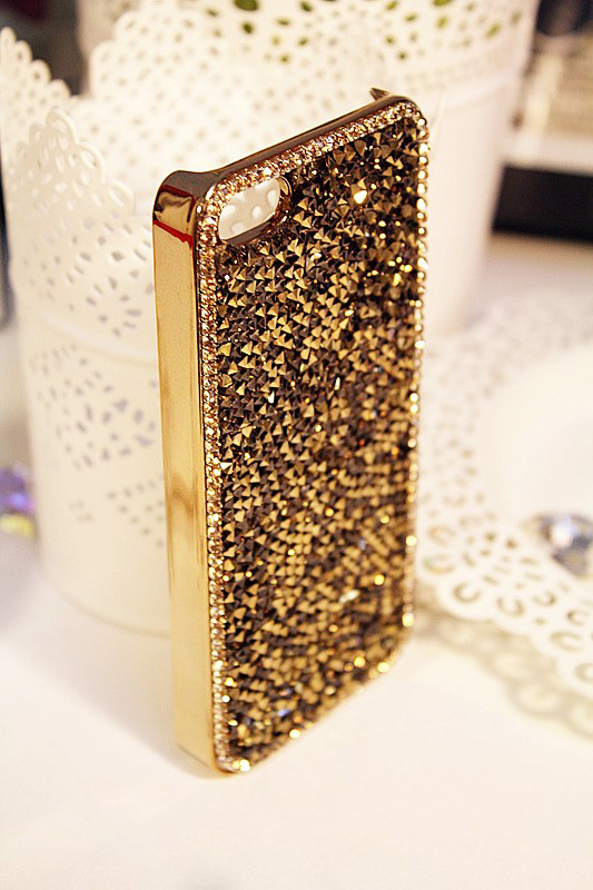 8 1pcs 4.7 inch Case For iphone6 case for iphone6 plus 5.5 inch Hot Fashion Luxury Diamond Flashing Cell Phone Cases Covers For apple iphone 6 case iphone 6 plus case accessories