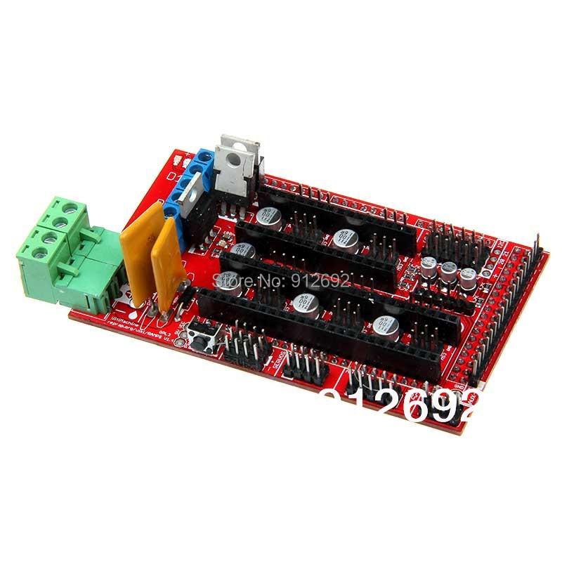 Free shipping !! RAMPS 1.4 3D printer control panel printer Control Reprap MendelPrusa(China (Mainland))
