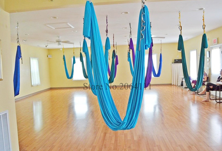 this price is the price of five meters yoga cloth only other accessories not included  2018 wholesale aerial flying yoga hammock anti gravity yoga swing      rh   dhgate