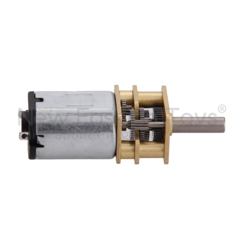 New 6V 0.03A 2600r/min DC Small Micro Geared Box Electric Motor(China (Mainland))