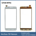 Archos 59 xenon Touch Screen without LCD display Digitizer Assembly 1pcs lot
