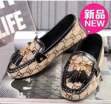 Hot !! Women Loafers Shoes Handmade Breathable Flats Women tassel Shallow Casual Flat Shoes