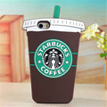 3D Starbuck Silicone Case Cover For Samsung Galaxy S Trend Grand Duos Plus S3 S4 S5