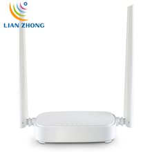 Tenda N301 300Mbps Mini Wireless Router WIFI Repeater Home Network Roteador 4 Ports RJ45 802.11 g/b/n +Free shipping(China (Mainland))