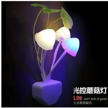 Avatar electric induction dream mushroom  Fungus Lamp,LED table lamp, mushroom lamp,Energy saving Light Freeshipping(China (Mainland))