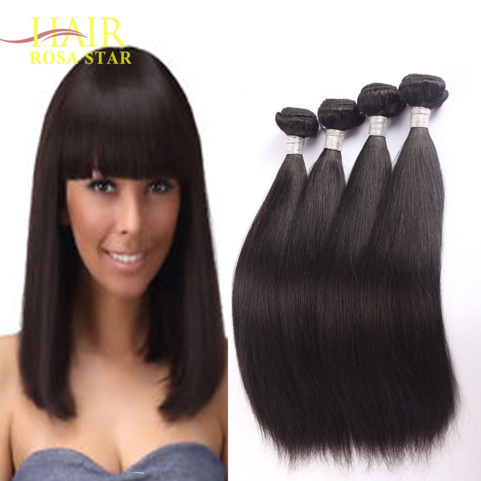4 Bundles Straight Hair Extensions Malaysian Virgin Straight Hair Bundles Raw Malaysian Virgin Hair Straight Cheap Straight<br><br>Aliexpress