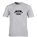 Beer Jeep Men s Funny T shirt Multiple Colours Regular Fit Small Up To XXLarge