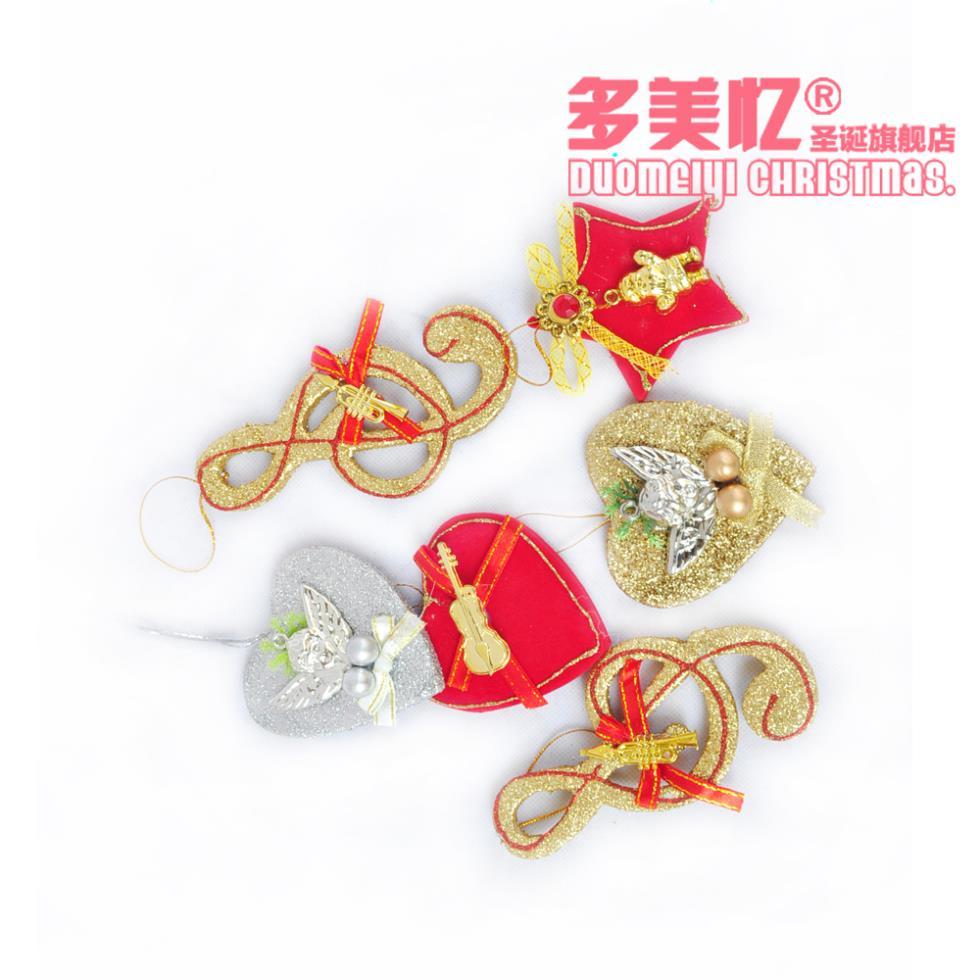 Multi MeiYiJia Christmas tree decoration Christmas tree ornaments hanging pendant variety of tablet accessories random Christmas(China (Mainland))