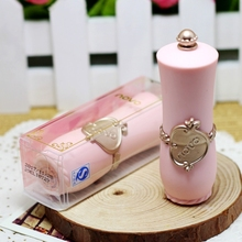 Dual function one maintenance one color moisture makeup blam lipstick.10 colors. 22.19676. Free shipping(China (Mainland))
