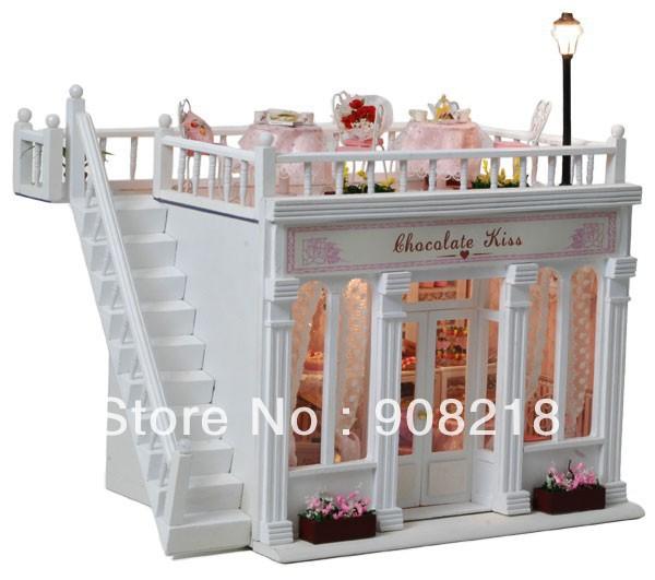 Aliexpress Buy diy wood furniture kits room box