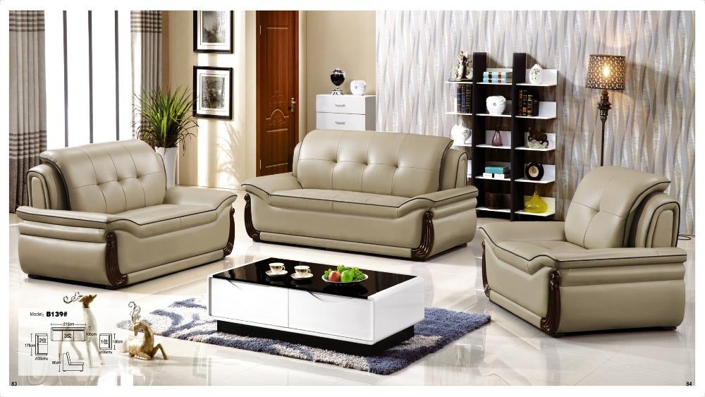 De cuero moderno sofá seccional de alta calidad   compra ...