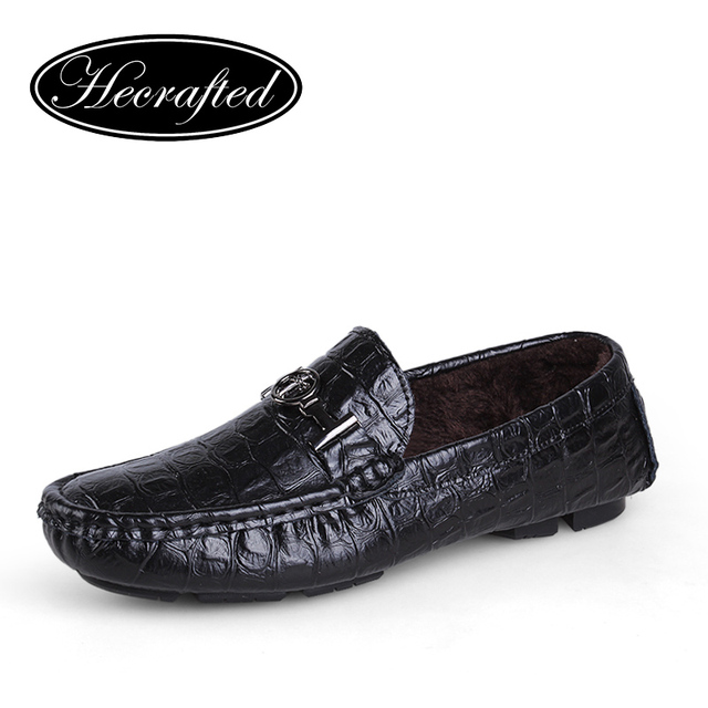 35~50 Натуральная кожа warm Мех men Loafers hecrafted brand handmade brand men flats ...