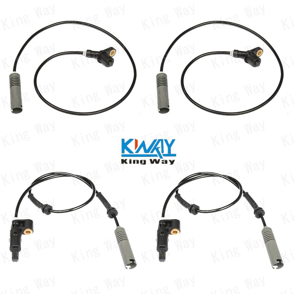Антиблокировочные дисковые тормозные системы (ABS и EBS) King Way 4 ABS BMW E36 323i 328i 325i 325is + 34521182067 34521163027 [ls1876] delphi колодки тормозные барабанные задние
