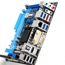 Intel Z77  LGA 1155 ITX fighter can be equipped with E-I7 itx motherboard (China (Mainland))
