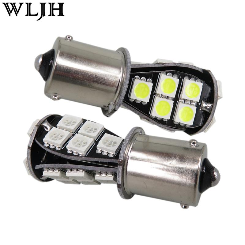 2pcs Canbus No Error Led BAU15s PY21W 7507 581 1156PY 5050 Chip 21 SMD 12v Lamp Auto Car LED Front Turn Signal Light Bulbs(China (Mainland))