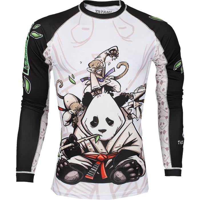 Tatami Gentle Panda Rash Guard Warrior body MMA quick dry wear clothes<br><br>Aliexpress