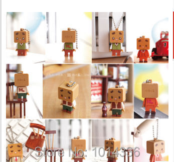Bulk price best quality box man Cartoon Cute USB Flash Drive USB 2.0 1G 4GB 8GB 16GB 32GB USB Memory Drive Stick Pen Flash S6(China (Mainland))