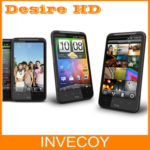 "A9191 HTC Desire HD Original G10 A9191 Unlocked phone 4.3""Touch Screen 8MP WIFI GPS Android(China (Mainland))"