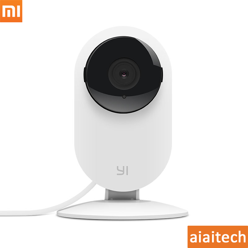 Brand Xiaomi camera Mi IP camera wifi wireless XiaoYi HD 720P micro mini camera Yi CCTV Ant home video security surveillance cam(China (Mainland))
