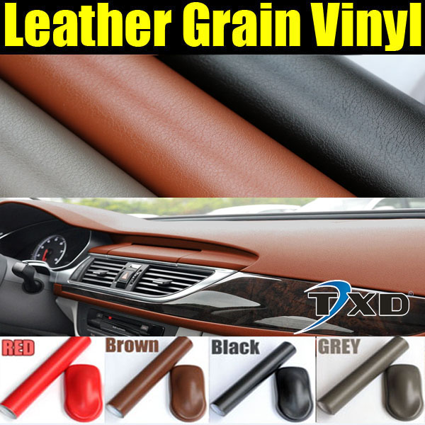 50cmx152cm car leather pvc film leather pattern pvc adhesive vinyl film for car interior. Black Bedroom Furniture Sets. Home Design Ideas