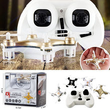 Big Promotion Sales RC Helicopter Cheerson CX-10A RC Quadcopter 4CH 2.4GHz Headless Drone Mode vs CX-10 CX10 – white  Color