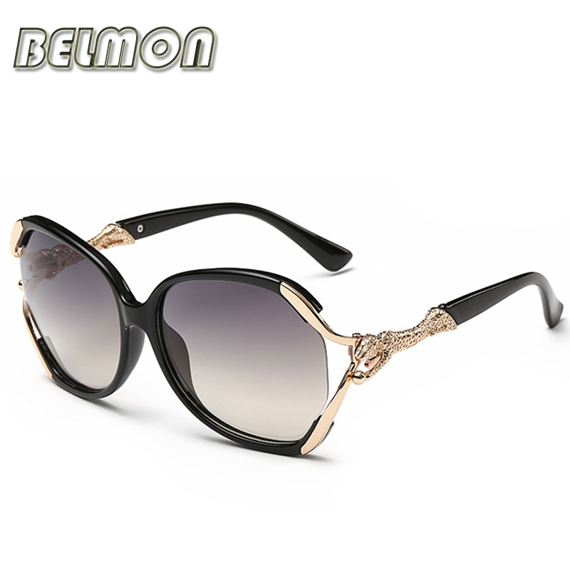 Fashion Sunglasses Women Luxury Brand Designer Leopard Sun Glasses For Ladies Vintage UV400 Mirror Lens Female Oculos RS085(China (Mainland))