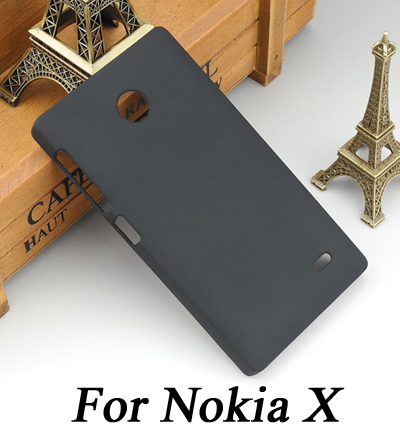 New arrival Case for Nokia X hard case back Cover Ultra Thin & Slim skin wholesales phone accessories Forrest P2911(China (Mainland))