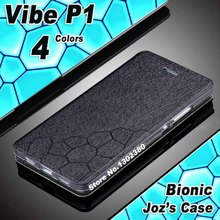 Buy lenovo vibe p1 case cover leather luxury water cube flip case lenovo vibe p1 cover case 4 style Amazing lenovo p1 phone case for $5.80 in AliExpress store