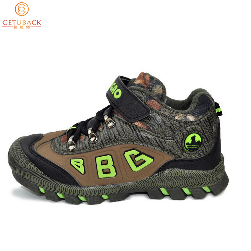 Winter 2015 New Arrival Boys PU Leather Climbing Boots Kids Fur Thicken Winter Sneakers Boys Brand Warm Snow Boots , LJ027<br><br>Aliexpress