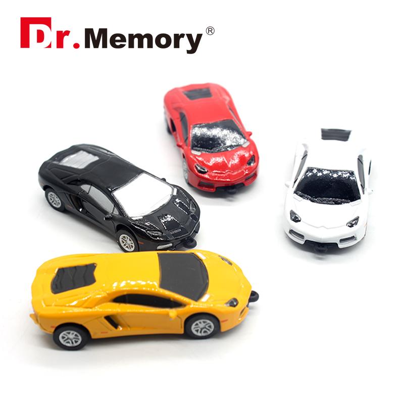 Sports car usb flash drive cool red car Pen drive 4gb 8gb 16gb 32gb USB flash drive hot cartoon U disk free shipping mini usb(China (Mainland))