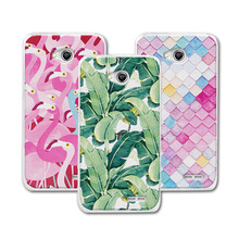 Buy Mermaid Flamingo Newest Painted Case coque LG L70 D320 D325 MS323 Case Cover Hard Plastic Funda LG L65 D285 D280+Free Gift for $1.33 in AliExpress store