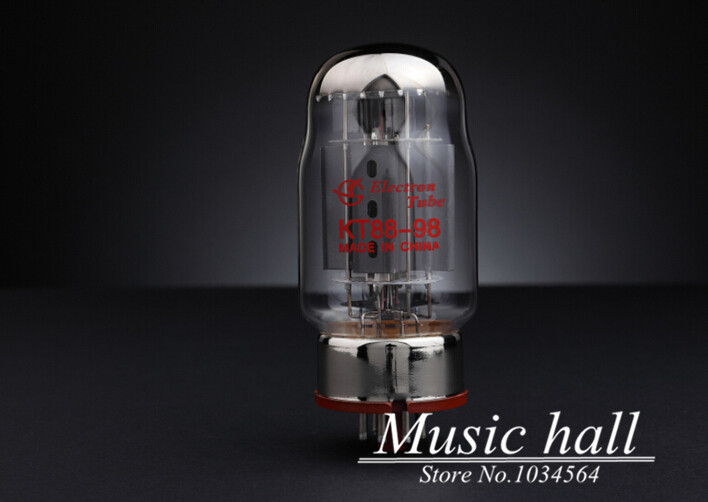 Music hall newest Shuguang KT88-98(replacing KT88 EL34) Vacuum Tube HIFI 1PCS for tube amplifier<br><br>Aliexpress