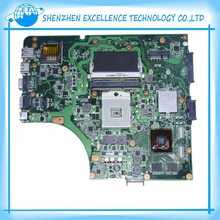 Hot sale For ASUS K53SJ K53SV motherboard REV 3.0 4 memory 512MB mainboard fully tested perfect