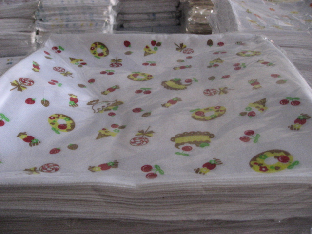 Здесь можно купить  customized size Print design washed Gauze diaper Muslin square Swaddle baby Blankets cloth wholesale   Детские товары