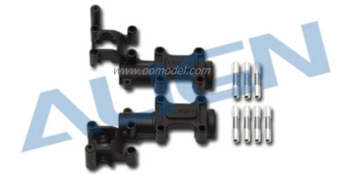 Align Trex 250 parts H25133 Tail Boom Case Align trex 250 parts Free Shipping with Tracking(China (Mainland))