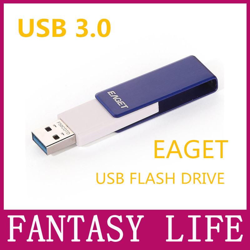 usb flash drive 3.0 Eaget F50 usb 3.0 pass h2test 16GB 32GB 64GB 128GB 256GB pen driveExternal Storage pendrive usb stick(China (Mainland))