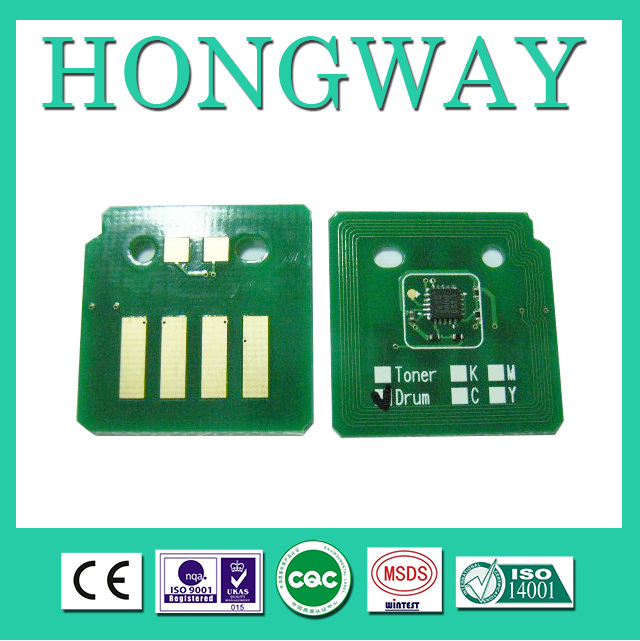 Chip compatible Xerox color laser printer Phaser 7800, Spare part for 106R01569 chip resetter(China (Mainland))